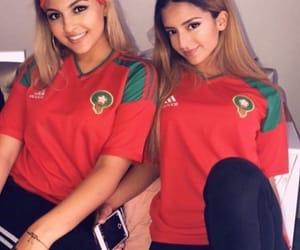 girls, moroccan, and marokkaan image