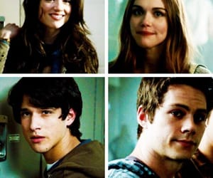 stydia, stiles stilinski, and scallison image