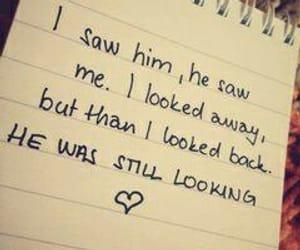 love, him, and boy image