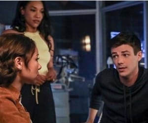 family, the flash, and barry allen image
