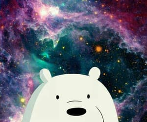 galaxy, wallpaper, and cute image