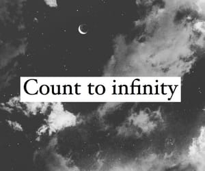 edit, infinity, and lyric image