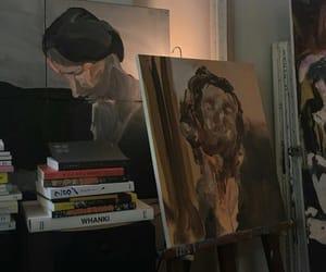 art, books, and life image
