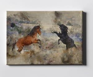 art, canvas, and wall art image