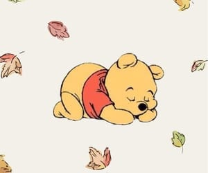 pooh, wallpaper, and cute image