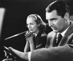 carole lombard, cary grant, and in name only image