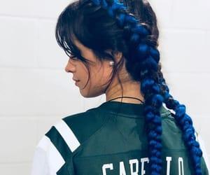 camila cabello, fifth harmony, and blue image