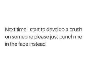 crush, punch, and quotes image