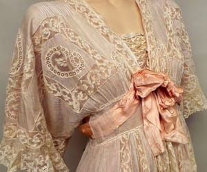 lace and victorian image
