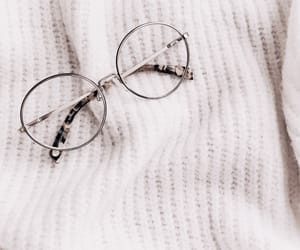 cozy, spectacles, and glasses image