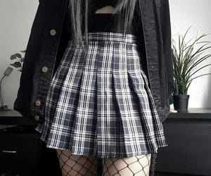 goth, cute, and style image
