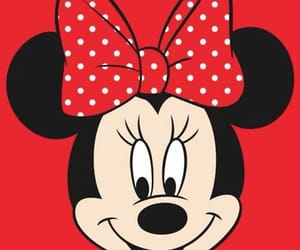 wallpaper, disney, and minnie image