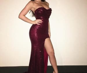 mermaid evening dresses and sequins prom gowns image