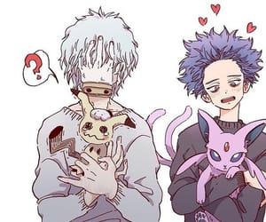 pokemon, evee, and shinsou image