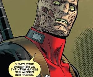 deadpool, wade wilson, and Marvel image
