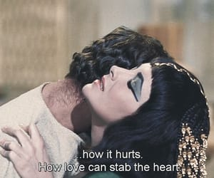cleopatra, Elizabeth Taylor, and quotes image