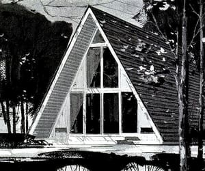 1960s, architecture, and mid century image
