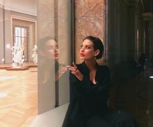 art, chic, and fashion image