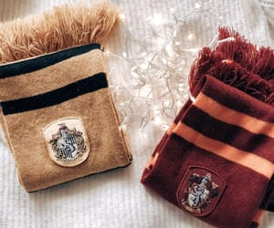 fall, harry potter, and hogwarts image