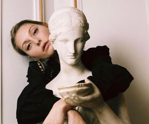 art, clay, and fashion image