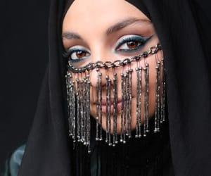 arabic, hijab, and chechen image