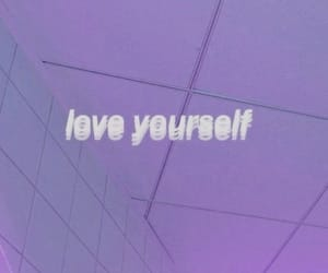bts, bangtan, and love yourself image