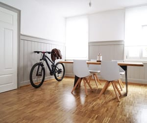 bike, city, and home image