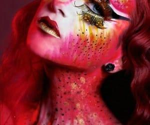 beautiful, makeup, and beauty image