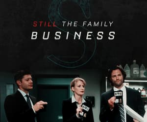 dean winchester, supernatural, and family image