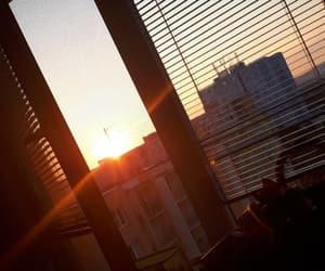 early, morning, and sunrise image