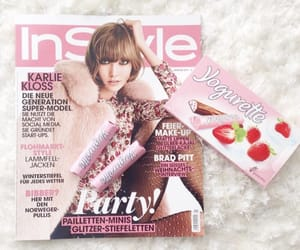 chocolate, fashion, and instyle image