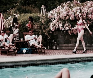 riverdale, filtered, and pool party image