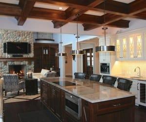 cocina, glamour, and home image