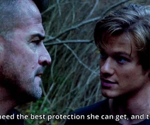gif, lucas till, and macgyver image