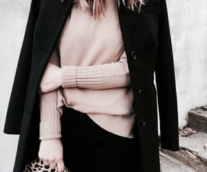 cold, outfit, and fashion image