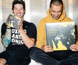 trench, twenty one pilots, and tyler joseph image
