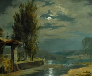 19th century, cemetery, and romanticism image