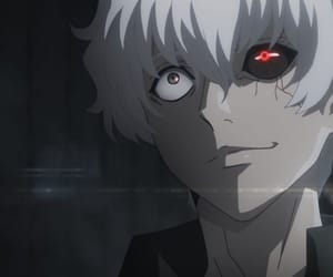 tokyo ghoul, ghoul, and haise sasaki image