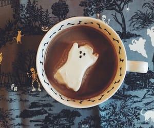 mug, chocolate, and drink image