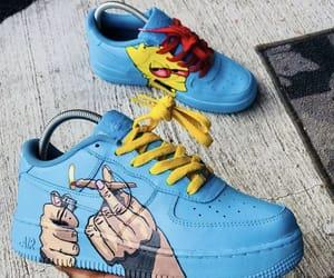 shoes, custom, and fashion image