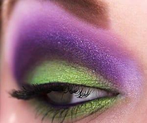 belleza, moda, and ojos image