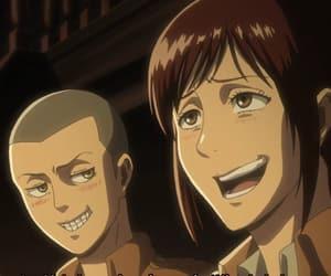 anime, Erwin, and funny image