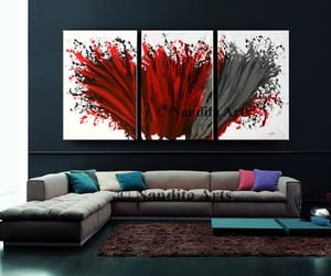Abstract Painting, painting, and wedding gift image