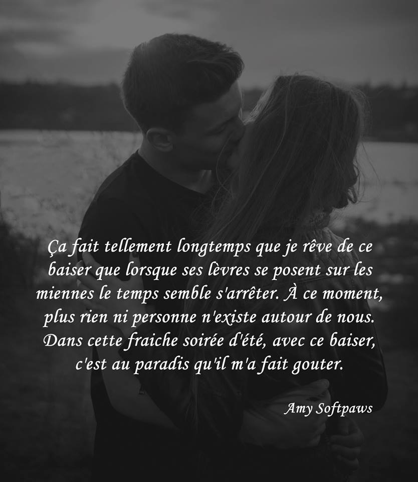 Texte Romantique Discovered By Amysoftpaws On We Heart It