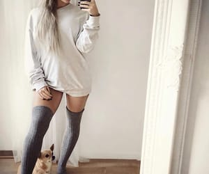 autumn, fashion, and fit image