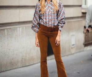 paris fashion week, romee strijd, and street style image
