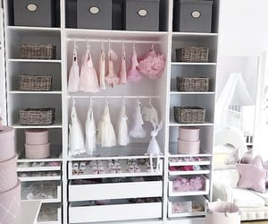 baby, closet, and kids room image