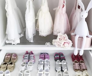 baby, nursery, and wardrobe image