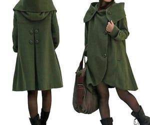 etsy, winter coat women, and hoodie image