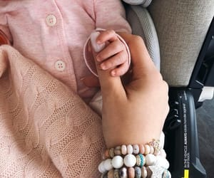 baby, sweet, and hands image